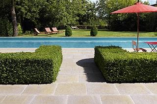 Podovi za terase lijevani kamen TERRA SOL
