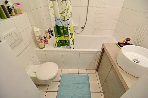 Uredenje male kupaonice TERRA SOL