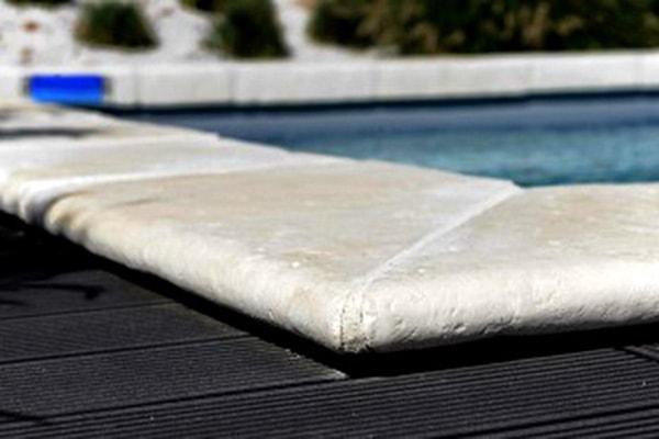 Rubnjaci uz bazene lijevani kamen TERRA SOL